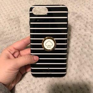 Kate Spade iPhone 7 Plus or 8 Plus case